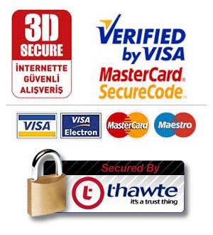 Rekor Gelişim Kredi Kartı ile Ödeme
