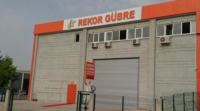 Rekor Gelişim Üretim Fabrikası